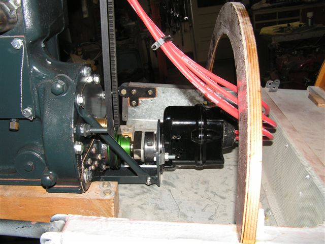 Image result for pietenpol model a engine magneto
